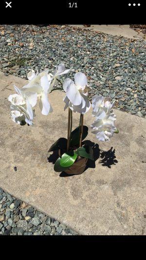 Orchid fake perfect condition for Sale in Escalon, CA