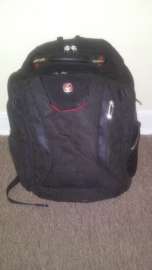 Black backpack with usb drive for Sale in Pittsburgh, PA