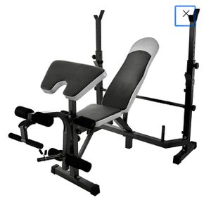Bench Press Weight Bench Adjustable/Bench Split Type Multi-Function for Sale in Escondido, CA