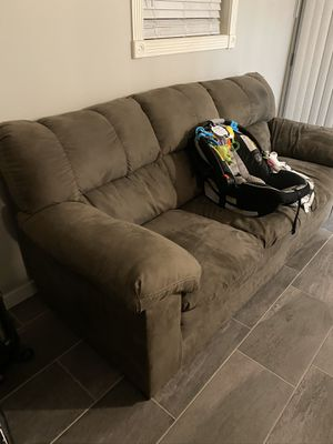 Couches sofa and love seat for Sale in Chandler, AZ