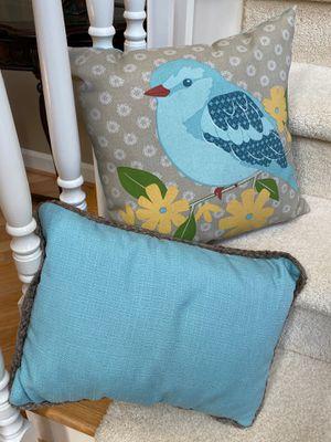 Decor pillows for Sale in Gainesville, VA