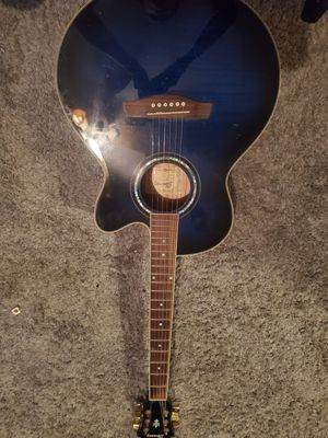 Ibanez electric acoustic guitar. Mint. for Sale in Fallbrook, CA