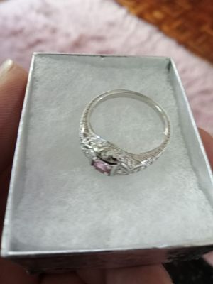 925 sterling silver tarnish resistant ring brand new for Sale in Tampa, FL