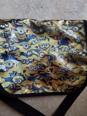 Minions Messenger Bag for Sale in Deltona, FL