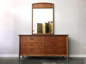 vintage mid century modern lowboy dresser by Lane Furniture for Sale in Seattle, WA