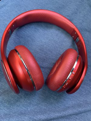 Samsung Level On Wireless Headphones (In rare RED color) for Sale in San Diego, CA