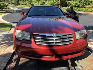 2004 Chrysler Crossfire Selling PARTS ONLY for Sale in Alafaya, FL