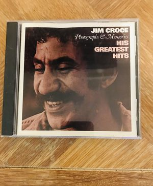 Jim Croce cd for Sale in Warwick, RI