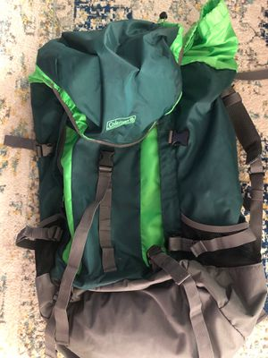 Coleman Outdoor Backpack for Sale in Hampton, VA