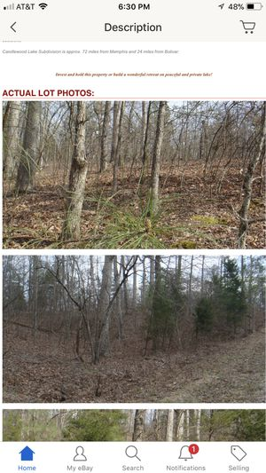 Tennessee land for Sale in Naperville, IL
