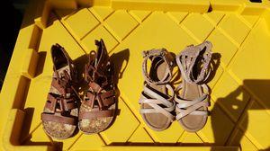 Girls sandals for Sale in Elk Grove, CA