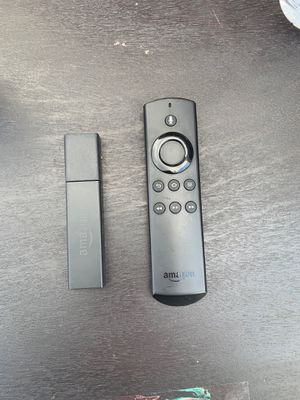 Fire tv stick for Sale in Sumner, WA