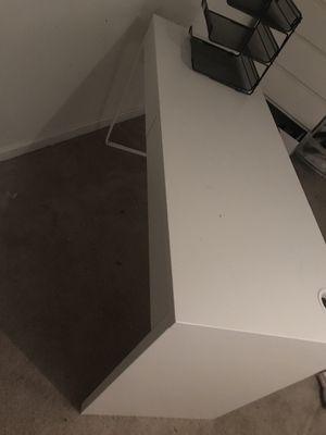 white Desk for Sale in College Park, MD