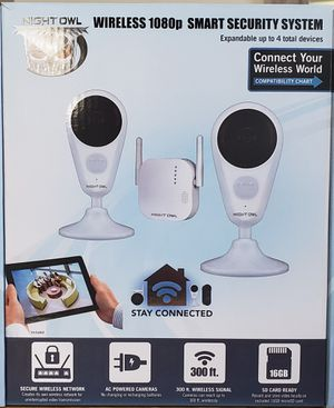 Wireless smart security system for Sale in UPPER ARLNGTN, OH