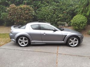 SPORTY* 2005 MAZDA RX8** 6 SPEED MANUAL,RWD* for Sale in Everett, WA