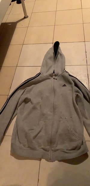 Adidas jacket for Sale in Peoria, IL
