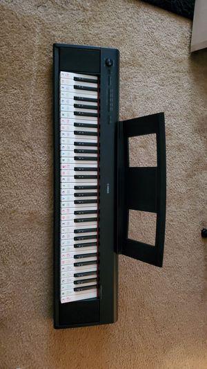 Yamaha keyboard 61 keys for Sale in Melbourne, FL