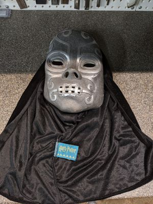 Death Eater Mask official Harry Potter for Sale in Bristol, CT