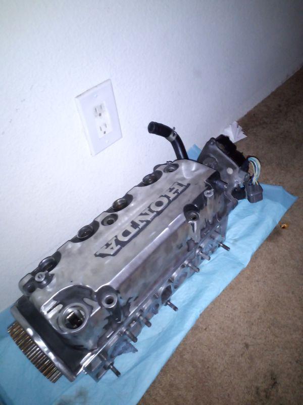 Honda D16y7 head