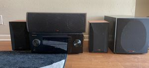 Polk/Pioneer Surround Sound for Sale in Lakewood, CO