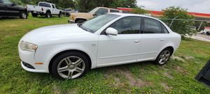 Audi A4, 2.0T 2008 for Sale in Seffner, FL
