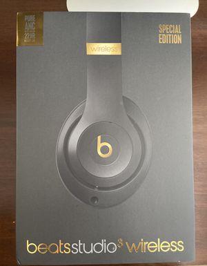 Beats Studio 3 Wireless Headphones - Shadow Grey for Sale in Aventura, FL