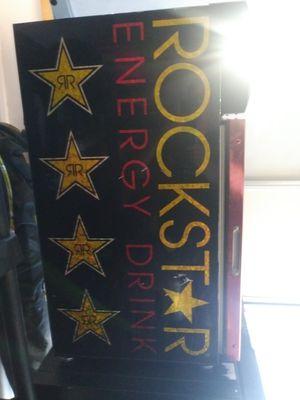 Rockstar Beverage Refrigerator for Sale in Las Vegas, NV