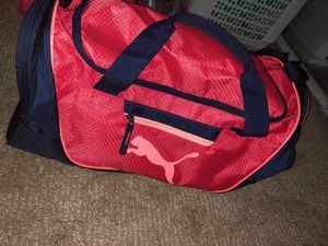 Puma gym duffle bag for Sale in Fresno, CA