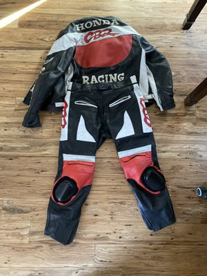 Motorcycle honda leathers size XL for Sale in Covina, CA