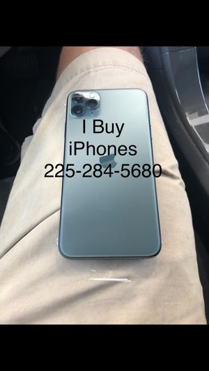iPhone pro max for Sale in Baton Rouge, LA
