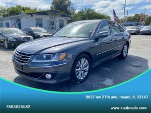 2011 Hyundai Azera for Sale in Miami, FL
