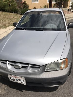 Hyundai Accent 2002 for Sale in San Diego, CA