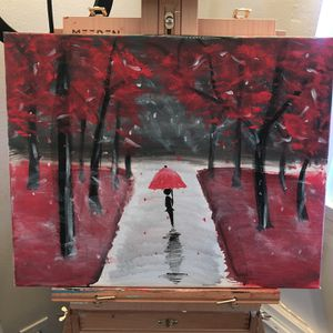 Acrylic Painting for Sale in Los Angeles, CA
