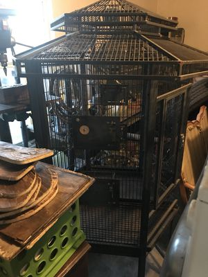 New big bird cage for Sale in Frostproof, FL