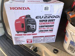 Honda Generator for Sale in Philadelphia, PA