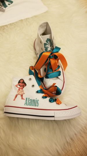 Moana shoes for Sale in Miami, FL