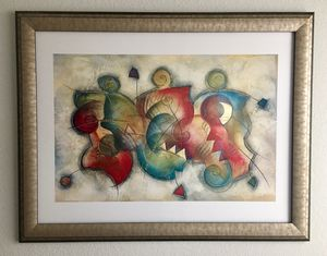 Abstract wall art decor for Sale in Round Rock, TX