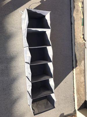 Large Hanging foldable closet organizer / shoe organizer for Sale in Virginia Beach, VA