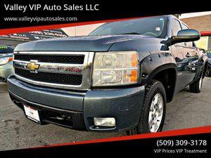 2007 Chevrolet Silverado 1500 for Sale in Spokane Valley, WA