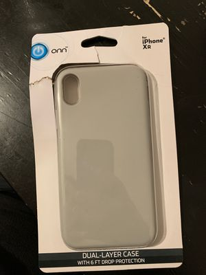 iPhone XR dual layer case for Sale in Bakersfield, CA