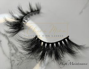 Chinx Minx - 100% Mink fur - Reusable 25x for Sale in New York, NY