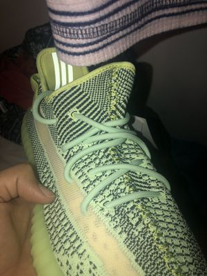 YEEZY YEEZREEL NON REFLECTIVE SIZE 9.5 NEED GONE for Sale in West Springfield, VA