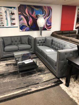 New Beautiful sofa and love seat for Sale in Chicago, IL