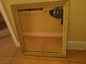 Larger mirror for Sale in Saratoga Springs, UT