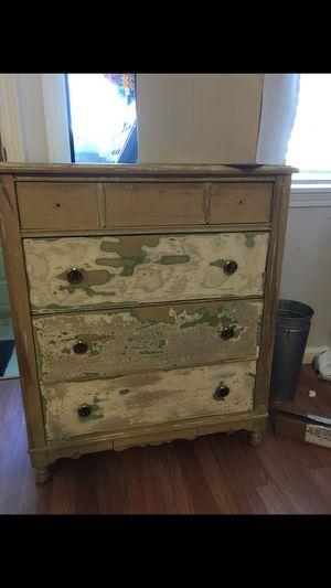 Sedar wood antique cabinet for Sale in San Lorenzo, CA