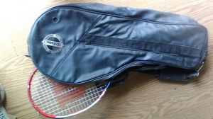 Wilson's tennis racket and case for Sale in Modesto, CA