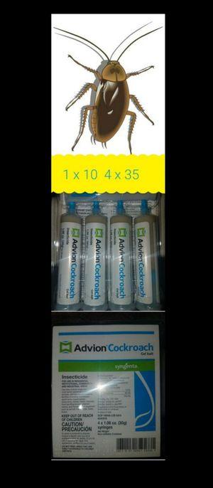 Advion cockroach gel!!!! for Sale in Long Beach, CA