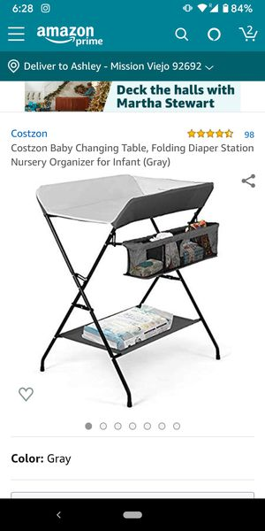 Changing table for Sale in Rancho Santa Margarita, CA