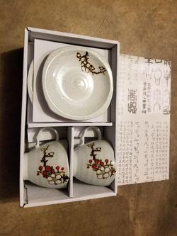 Oriental tea set - $20.00 OBO for Sale in Springfield,  VA