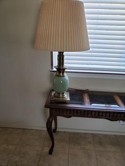 Stiffle Table Lamp for Sale in Tacoma,  WA